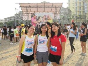 my running girlfriends
