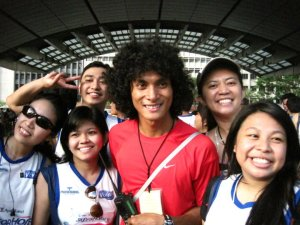 jie and coach rio and others =)