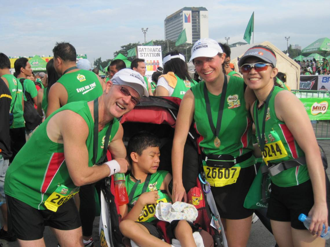 they inspired me all thoughout the run!