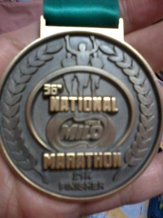 36th Milo Marathon