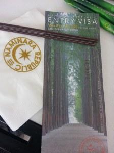 Nami Island Visa