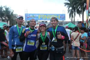 Mayon 360 degrees 80km Ultramarathon