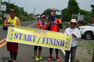 Luneta to Sierra 60km Ultramarathon