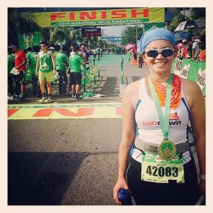 July 2014 Milo Marathon