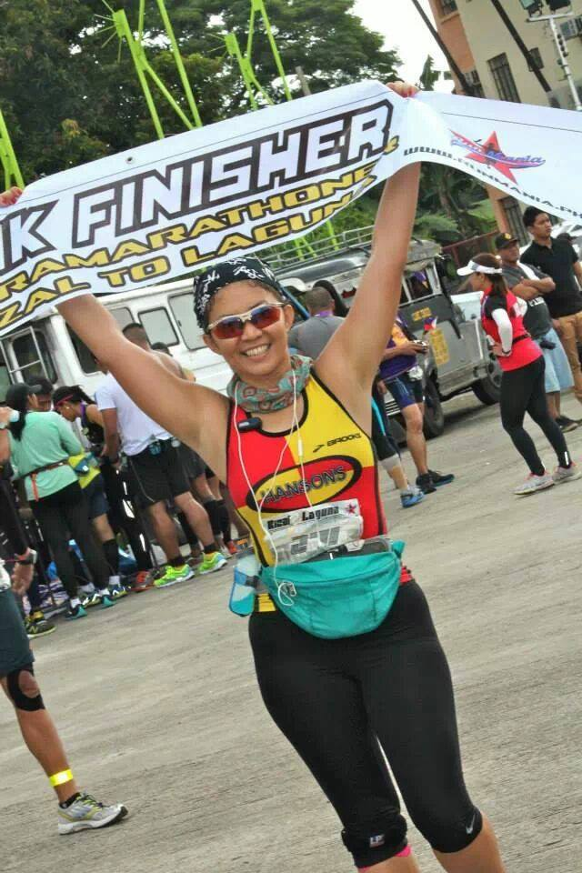 Rizal to Laguna 50km Ultra Marathon
