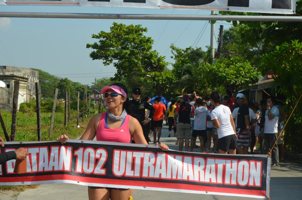 Bataan Death March 102km Ultra marathon